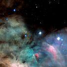 Tadpole Galaxy by pjwuebker