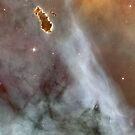 Star Birth and Death in the Carina Nebula by pjwuebker