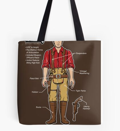 Action Mal Tote Bag