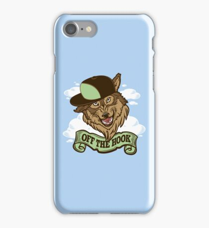Off The Hook iPhone Case/Skin