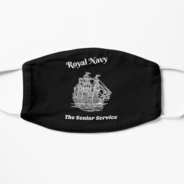 Royal Navy - The Senior Service Mask