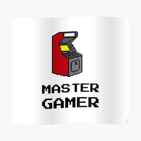 MG Arcade Poster