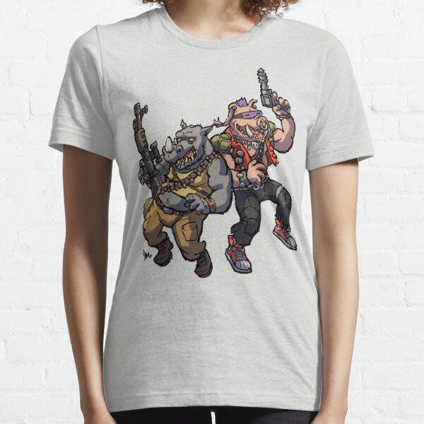 Hench Mutants Essential T-Shirt