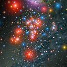 Bermuda Triangle of our Milky Way Galaxy by pjwuebker