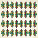 Native Leaves by Pom Graphic Design