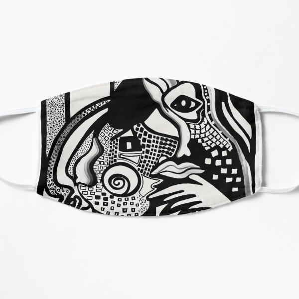 Gemini Flache Maske