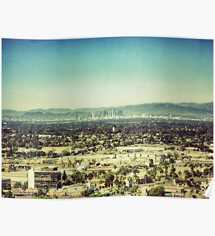 Looming L.A. Poster