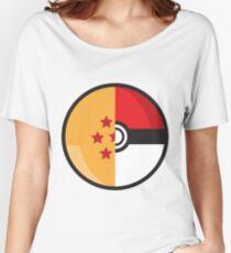 PokeDragonBall Women's Relaxed Fit T-Shirt