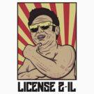 License to Ill by HamSammy