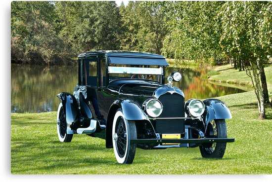 1921 Duesenberg A Bender Coupe III by DaveKoontz