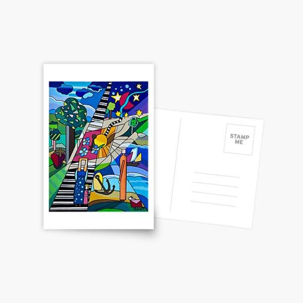 The Book of Life  Postkarte