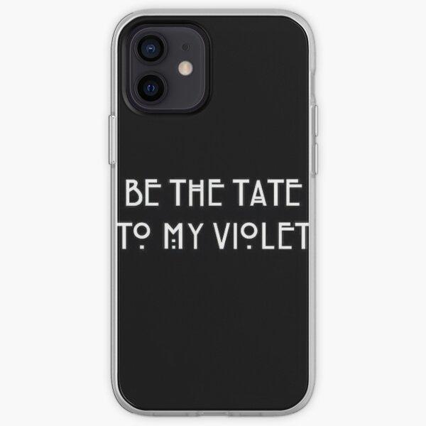 Tate et Violet Coque souple iPhone