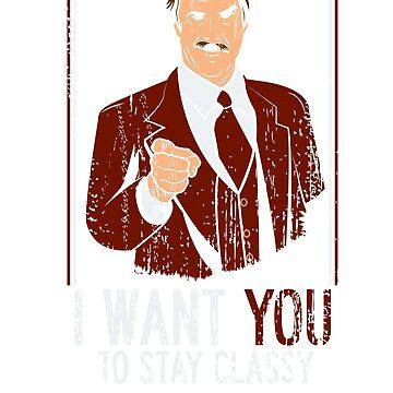 Ich möchte, dass du Classy bleibst von piercek26