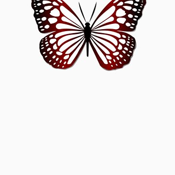 Dark Butterfly by tees4u