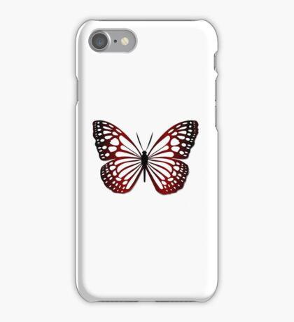 Dark Butterfly iPhone Case/Skin