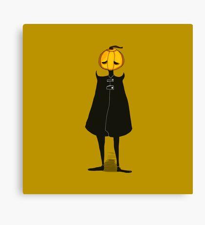 So Spooky Canvas Print