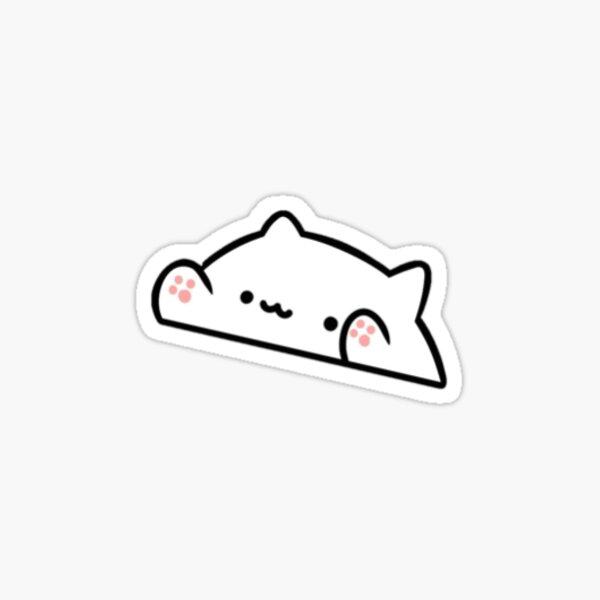 Bongo Cat Sticker