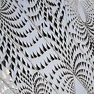 Artistic Skirt of Melbourne Apartment building by Helen Greenwood