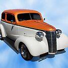 1938 Chevy Tudor by Keith Hawley