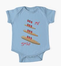 My Ship kit of parts T-shirt Kids Clothes