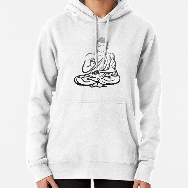 Budda Pullover Hoodie