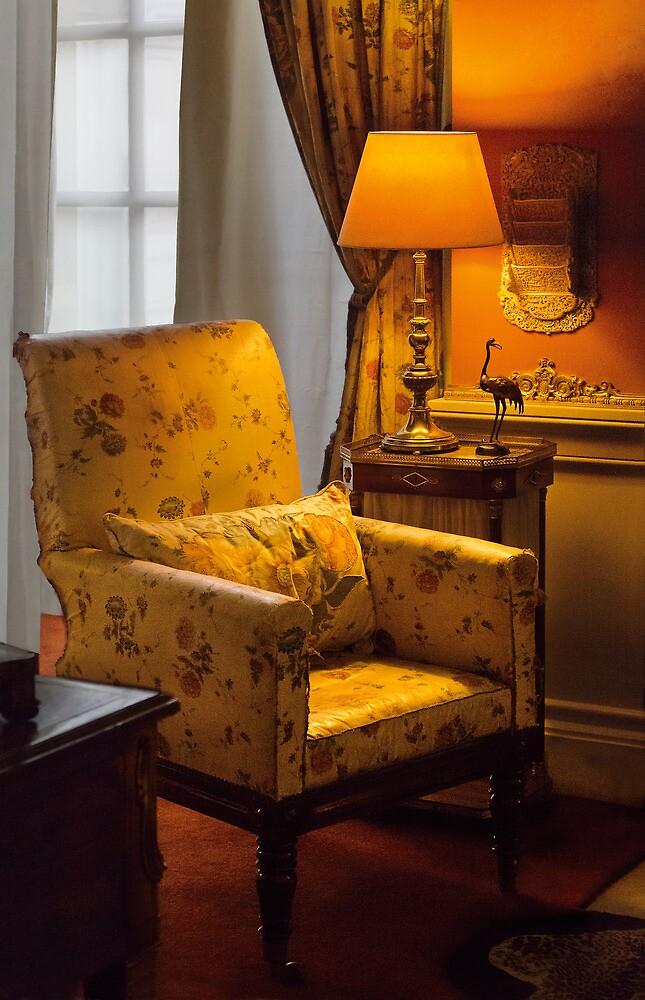 Chair&light by jasminewang
