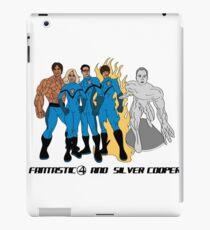 Fantastic 4 & Silver Cooper iPad Case/Skin