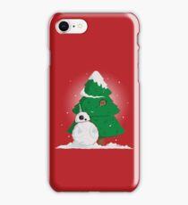 Snowdroid iPhone Case/Skin