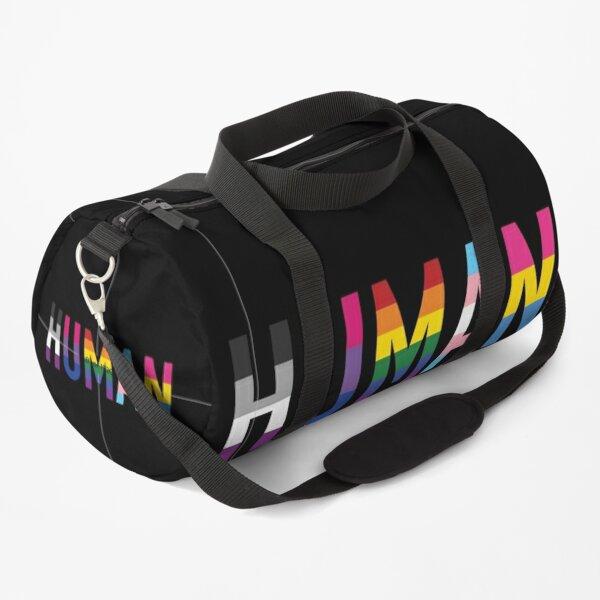 Human, Various Queer Flags 1 Duffle Bag
