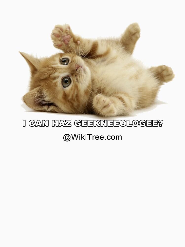 I can haz geekneeologee? @wikitree.com von wikitree