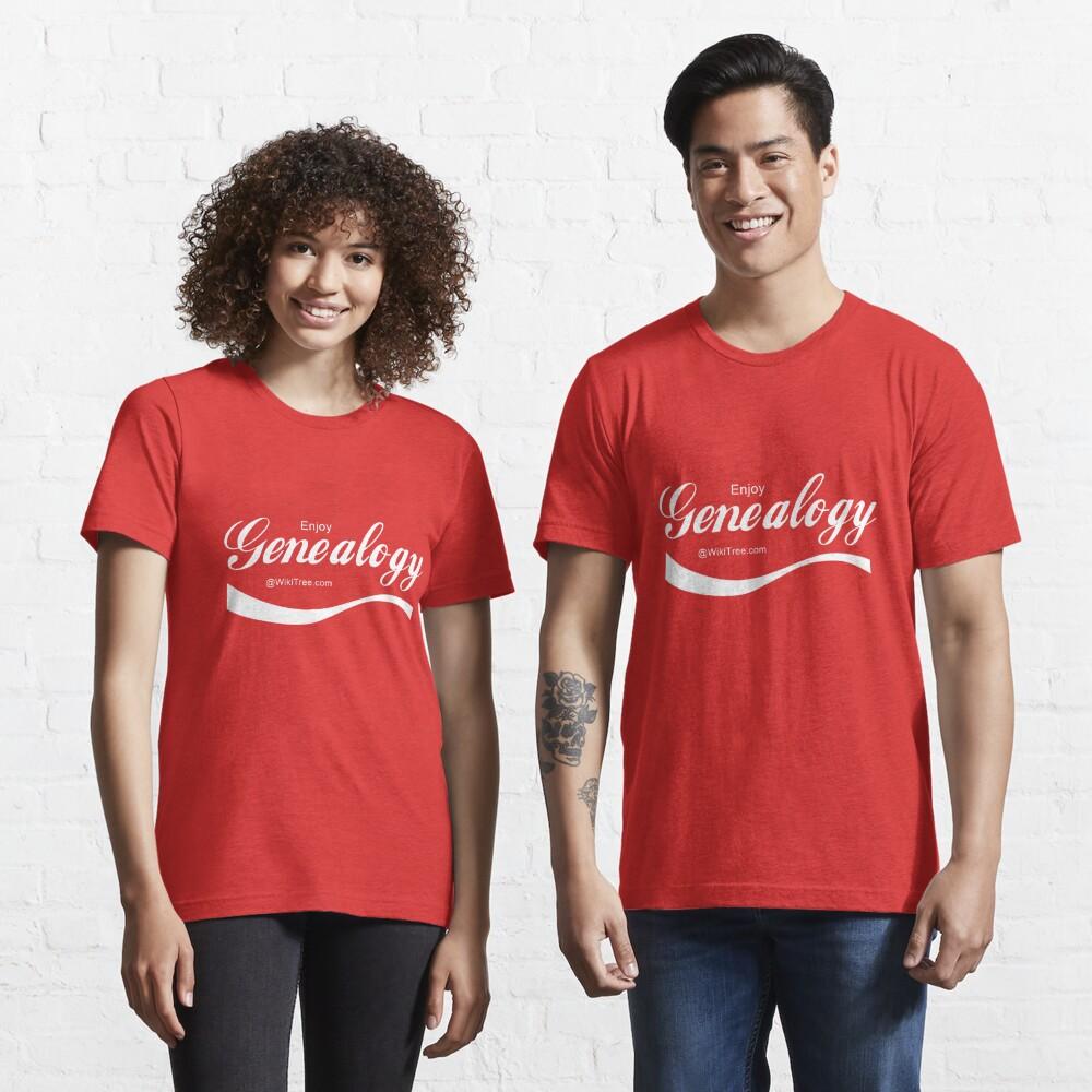 Genießen Sie Genealogie @ wikitree.com Essential T-Shirt