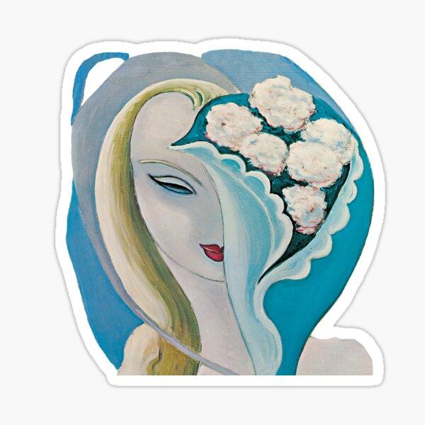 Laya - Derek and the Dominos Sticker