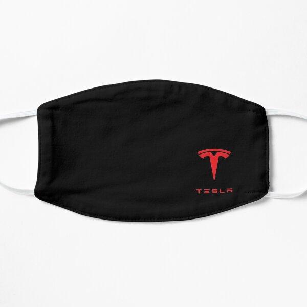 TESLA Motors Logo T-shirt cadeau d'anniversaire 2020 Masque sans plis