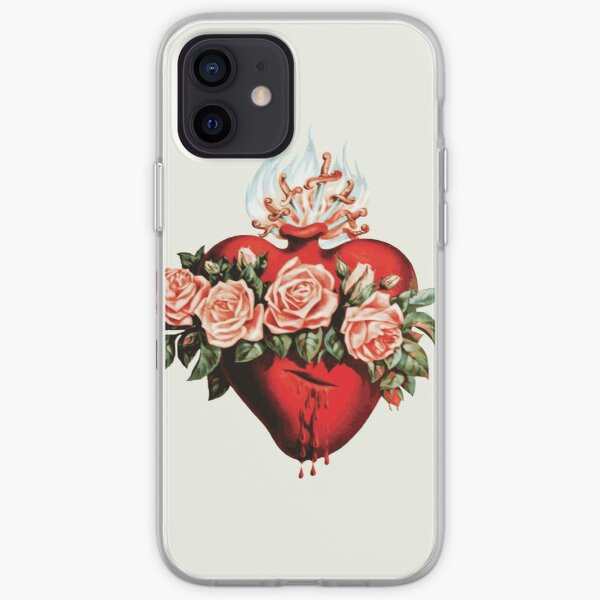 Immaculate Heart of Mary Vintage  iPhone Soft Case