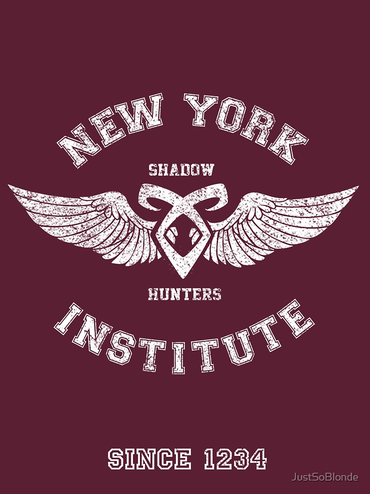 TShirtGifter presents: New York Institute | Unisex T-Shirt