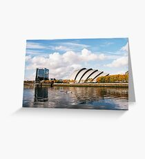 Clydeside 2 Greeting Card