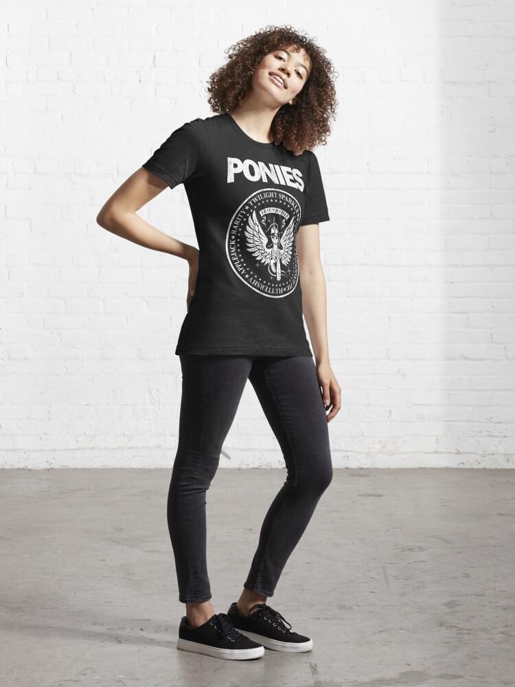 Alternate view of Ramonies Essential T-Shirt