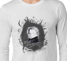 Alan Rickman Fan-Design #2 Long Sleeve T-Shirt