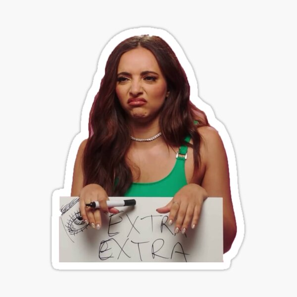 Jade Thirlwall From Little Mix Sticker