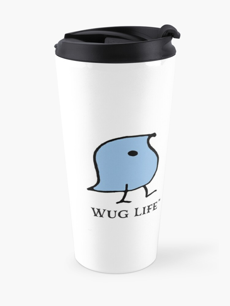 Alternate view of Wug Life Travel Mug
