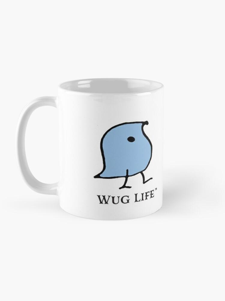 Alternate view of Wug Life Mug