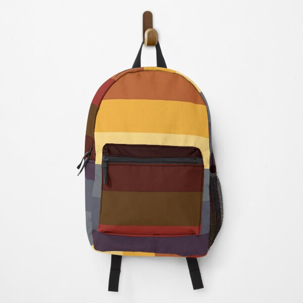 Rear Window (Alfred Hitchcock) palette Backpack