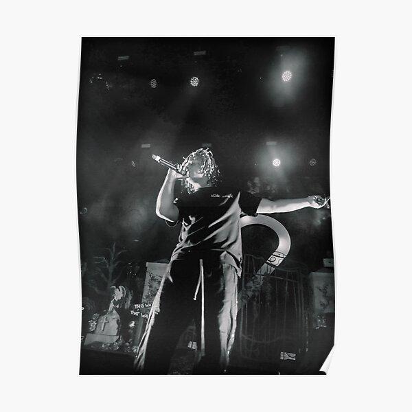 Trippie Redd Concert Photo Poster