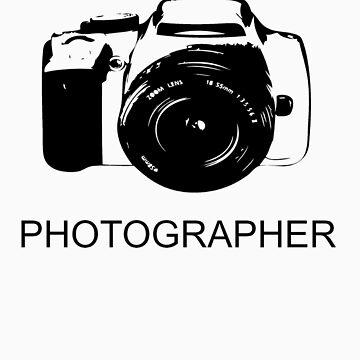 Photographer by tees4u