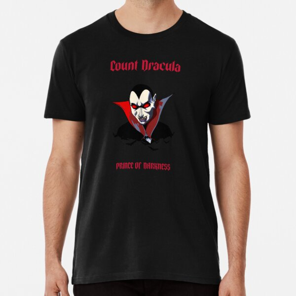 Count Dracula Prince of Darkness Premium T-Shirt