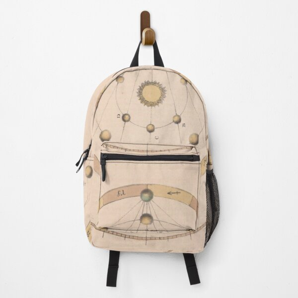 Antique Astrology Chart Backpack