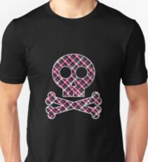 X Marks The Scot Pink Unisex T-Shirt