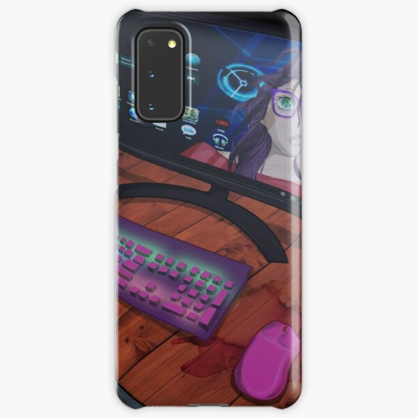 Trapped Samsung Galaxy Snap Case