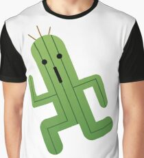 Cactuar Graphic T-Shirt