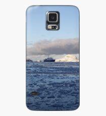 Antarktis Hülle & Klebefolie für Samsung Galaxy
